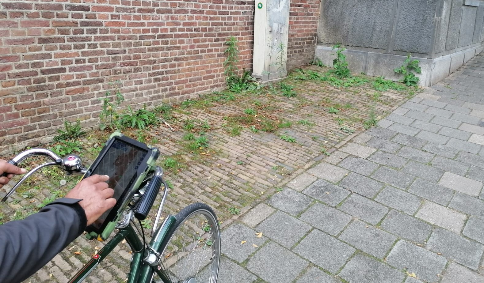 Van de Haar - Taken op de fiets -1