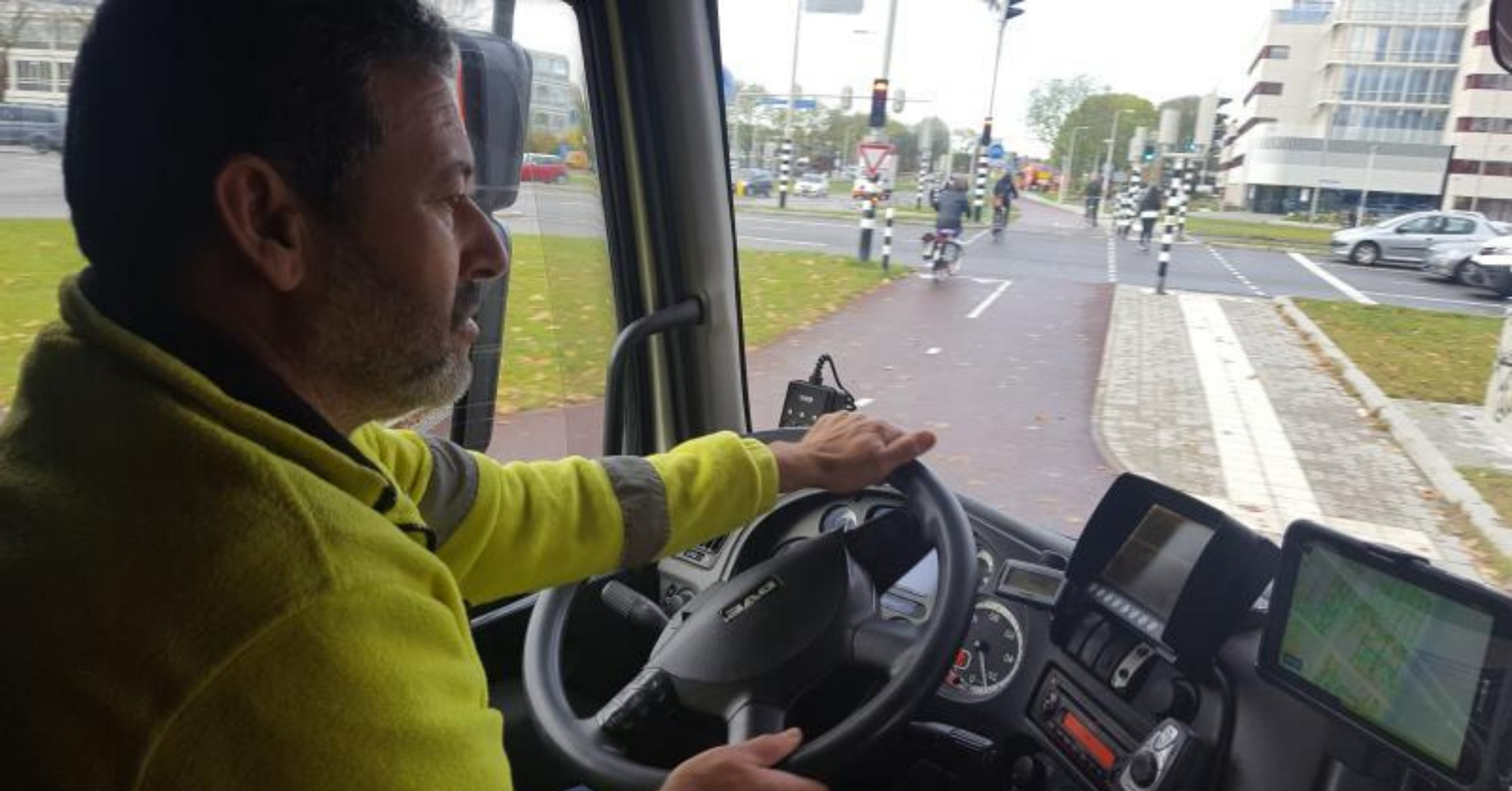 Chauffeur Utrecht Spiegel