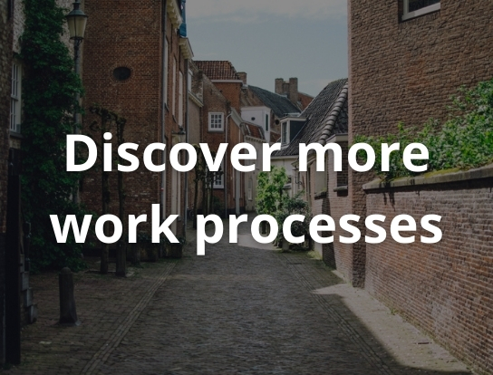 Discover more work processes