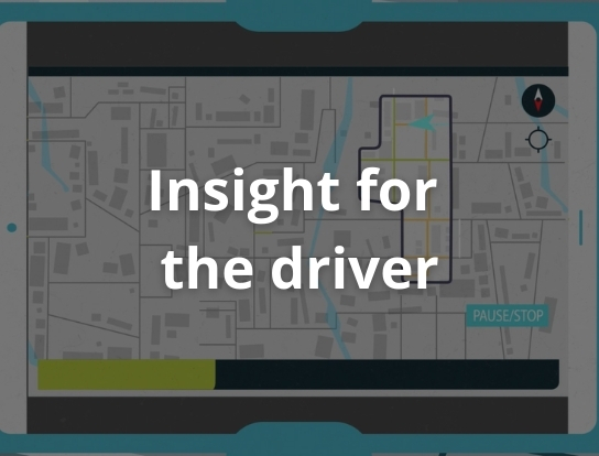 Insight for the driver