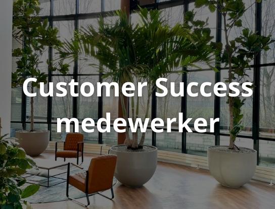 Customer Success Medewerker